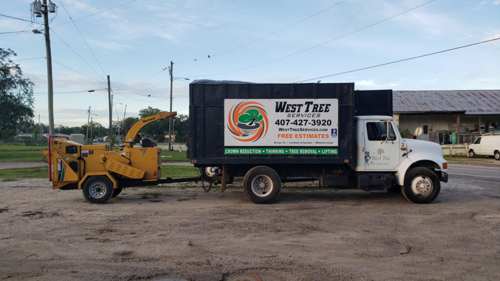 West Tree Services - Truck 1